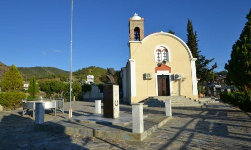 Church of Apostles Peter and Paul - Argaka