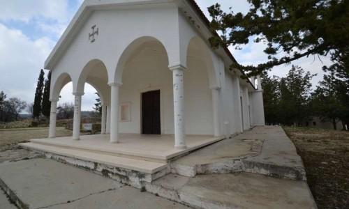 Prophet Elias Chapel - Lofou