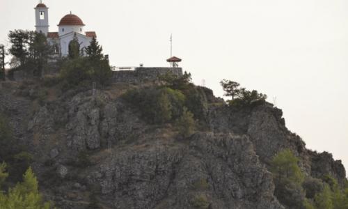 Prophet Elias Chapel - Agridia Village