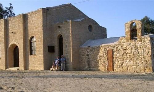 Prophet Elias Chapel - Oroklini