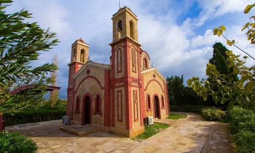 Agios Georgios Chapel (Saint George) - Chloraka