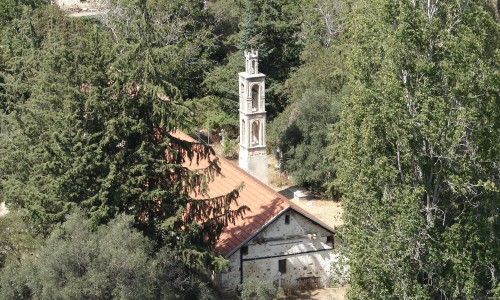 Church of Timiou Prodromou - Askas