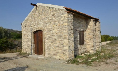 Timiou Prodromou Chapel - Kato Drys