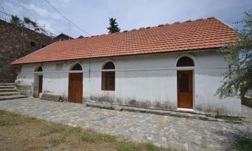 Timios Stavros Church - Askas