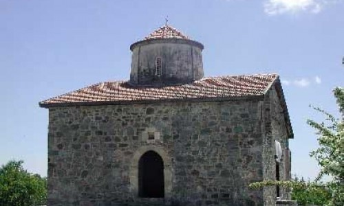 Timios Stavros Church - Pelendri