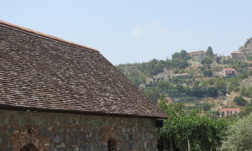 Church of Timiou Prodromou - Agros