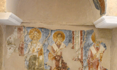 Ecclesiastical Museum of Paphos (Byzantine Museum) - Geroskipou