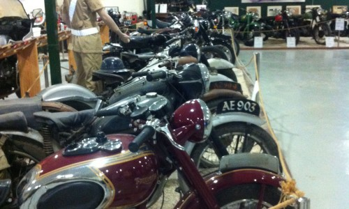 Cyprus Classic Motorcycle Museum - Nicosia