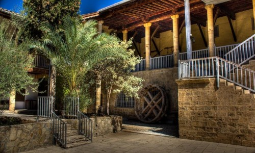 The Museum of Folk Art / Ethnographic Museum of Nicosia
