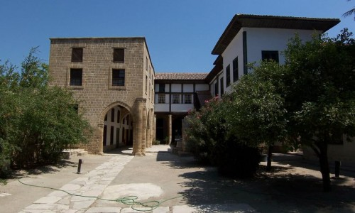 The House of Hadjigeorgakis Kornesios