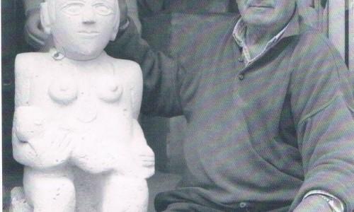 Kostas Argyrou Sculpture Museum - Mazotos
