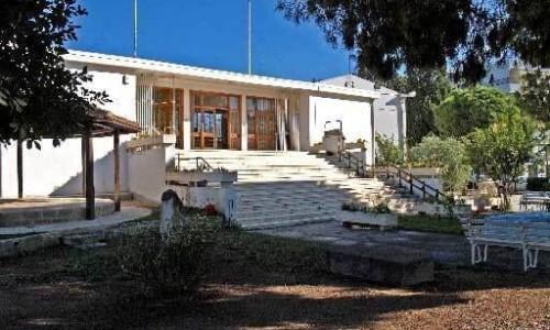 Larnaca archaeological museum