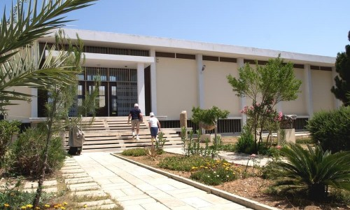 Paphos archaeological museum