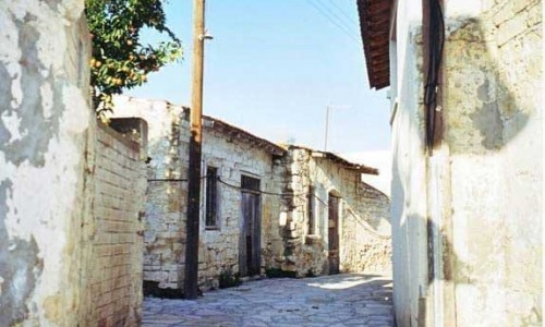 Agios Therapon Village
