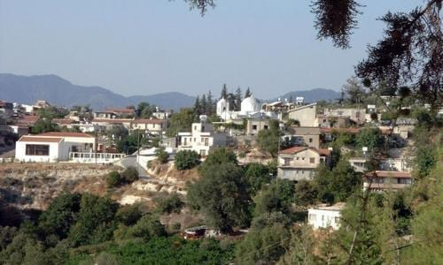 Pano Panagia Village