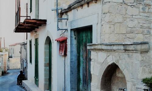 Choulou Village, Paphos