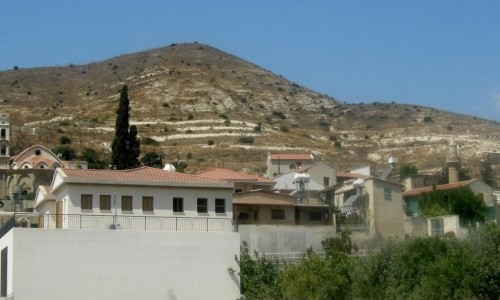 Kalavasos Village