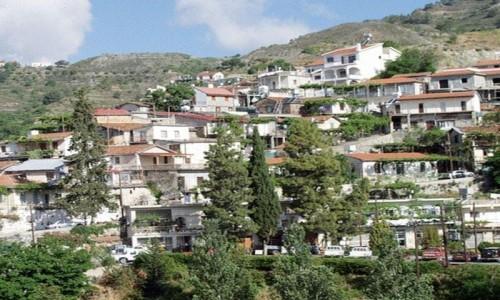 Louvaras Village