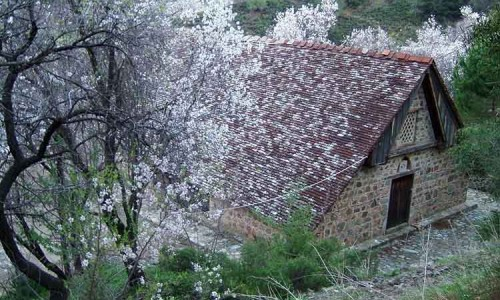Platanistassa Village