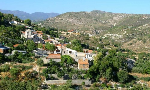 Potamiou Village