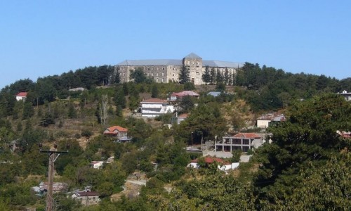 Prodromos Limassol village