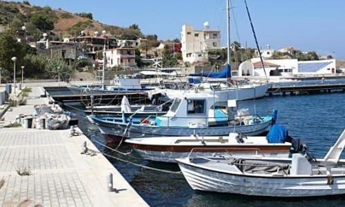 Kato Pyrgos Village