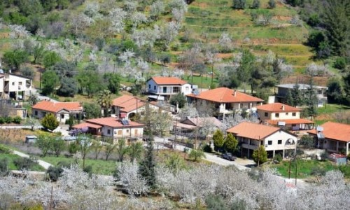 Tsakistra Village - Nicosia