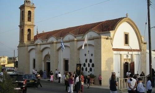 Xylotymbou Village