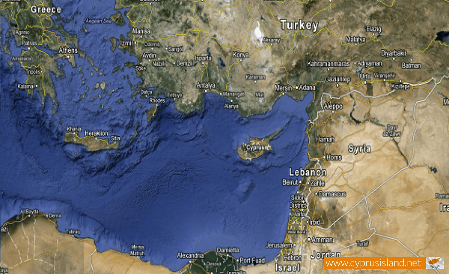 Where is cyprus cyprus location cyprus island map prev next gumiabroncs Choice Image