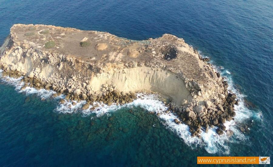 Yeronisos Island