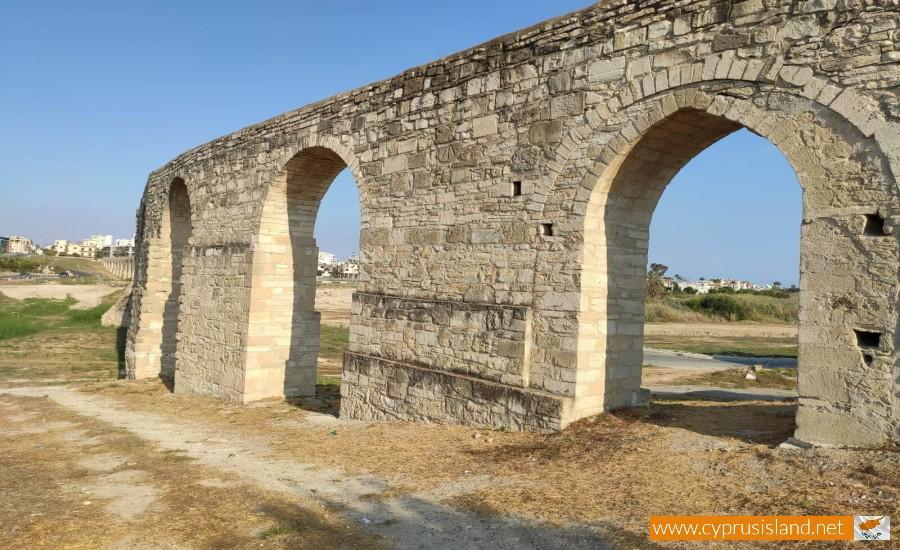 Kamares Aqueduct, Larnaca