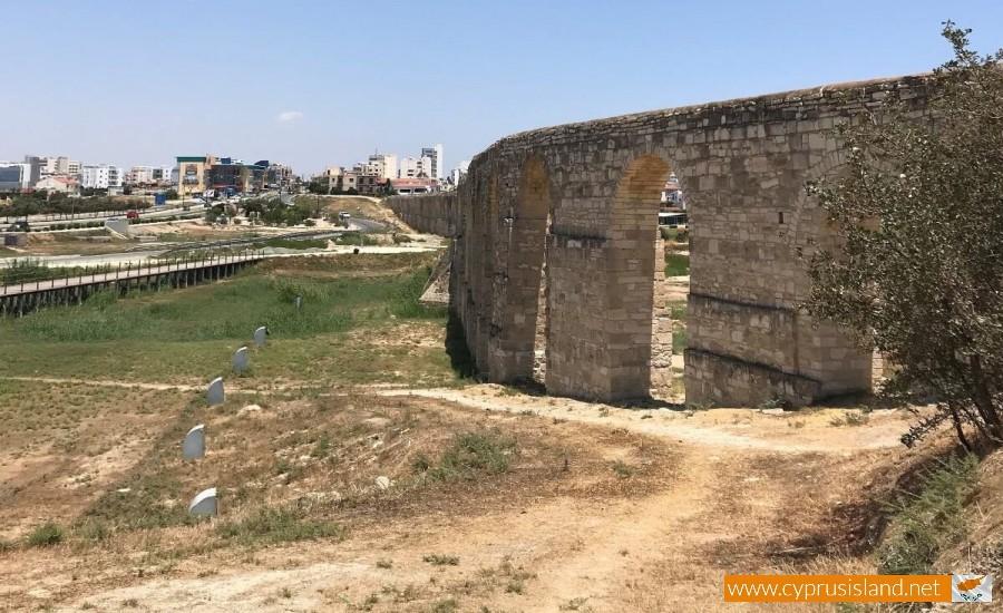 Kamares Aqueduct Larnaca