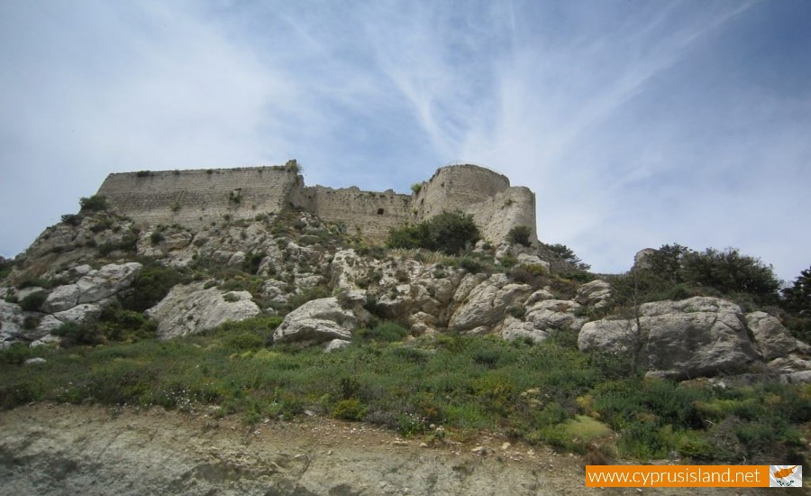 Kantara Castle Trikomo