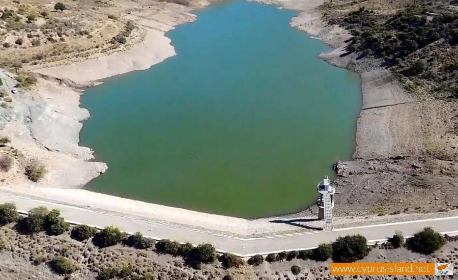 Mavrokolympos Dam Paphos