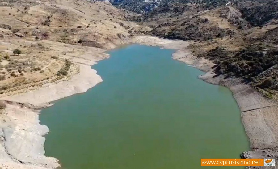 Mavrokolympos Dam Peyia