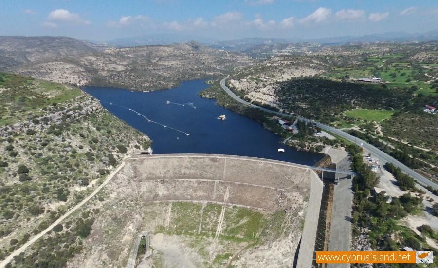 Polemidia Dam Limassol Cyprus