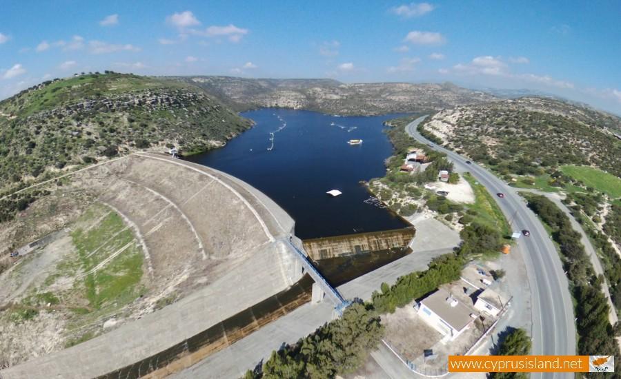 Polemidia Dam Limassol
