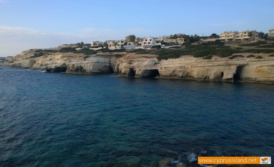 Sea Caves in Peyia Paphos