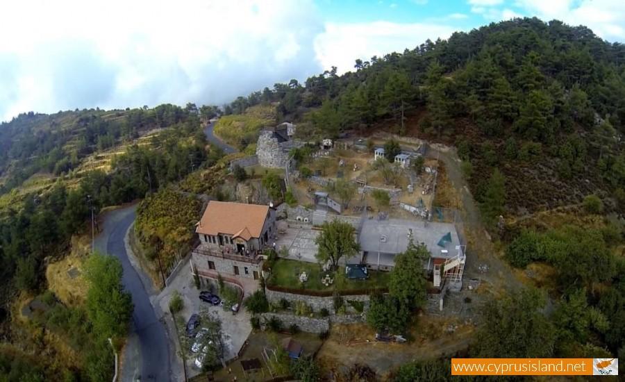 adventure mountain park kyperounta