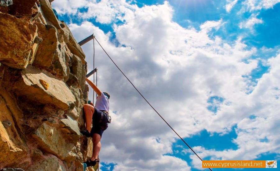 adventure mountain park kyperounta village