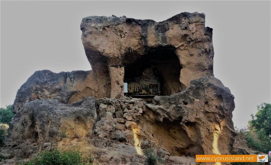 agios agapitikos cave