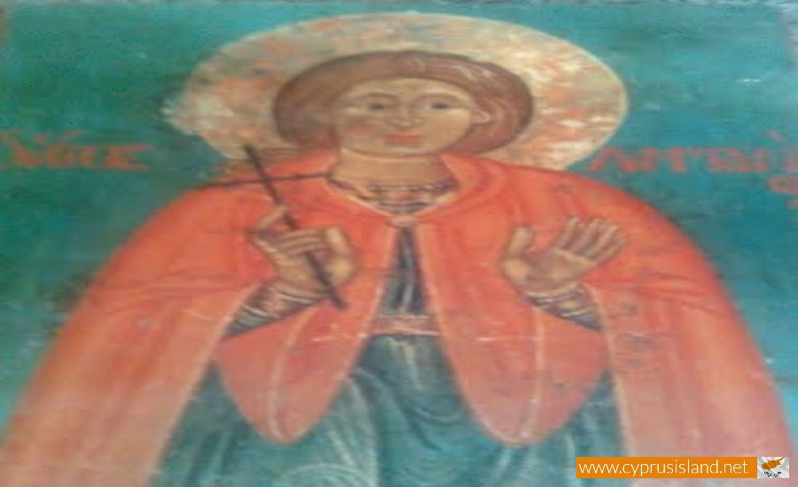 agios lambrianos icon
