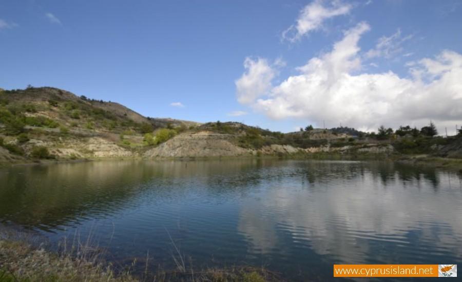 agridia village dam