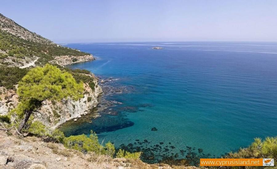 Akamas Coast Paphos