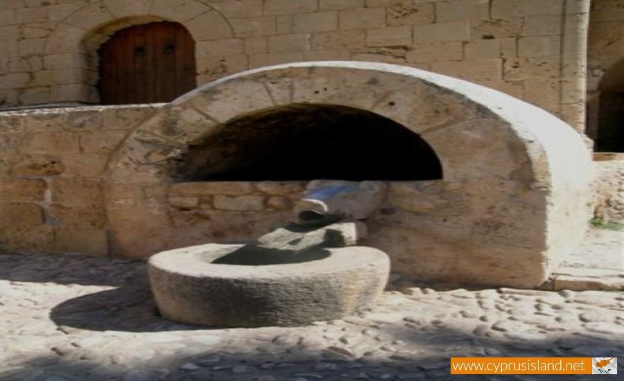 aqueduct ayia napa cyprus