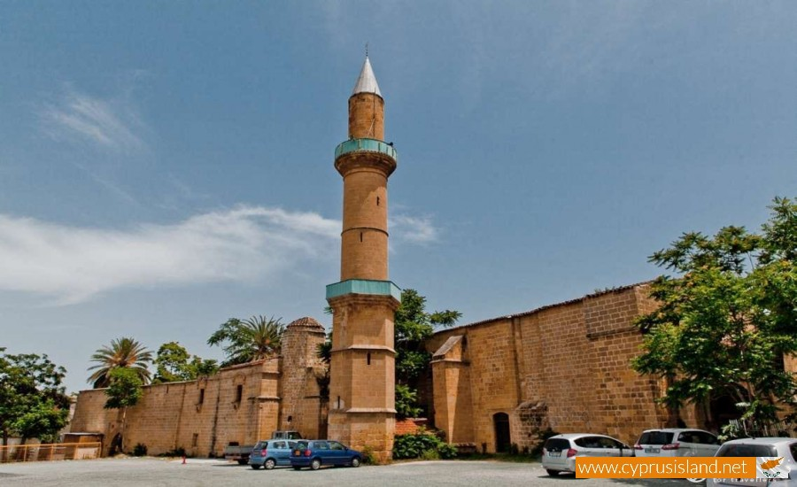 arablar mosque nicosia cyprus