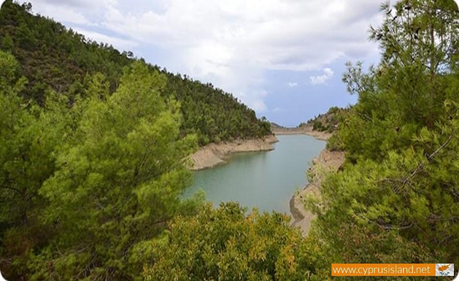 argaka dam nature trail