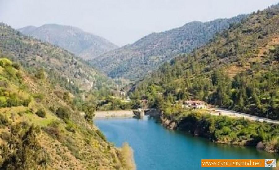 Arminou dam Paphos