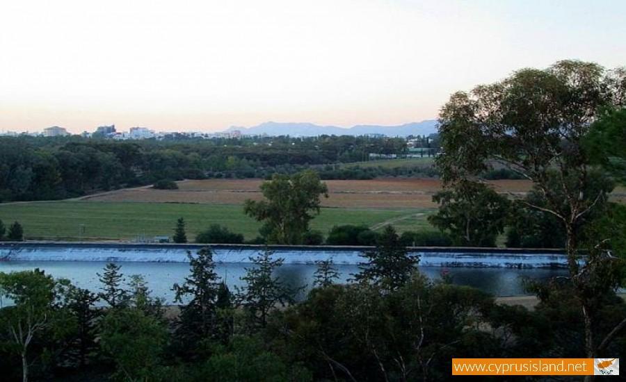 athalassa-dam-nature