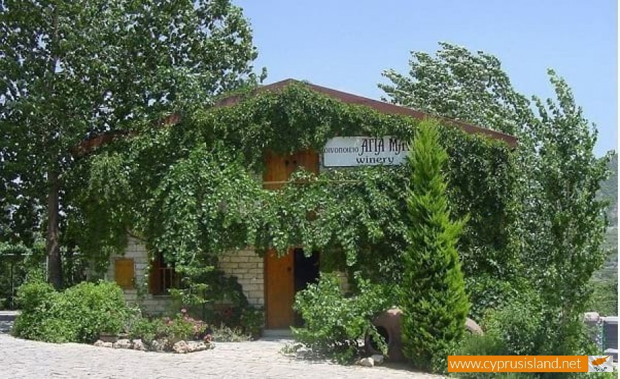 ayia mavri winery limassol